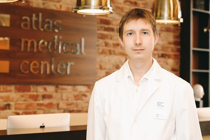 Заведующий Научно-клиническим центром эндокринологии биомедицинского холдинга «Атлас», врач-эндокринолог, кандидат медицинских наук Юрий Потешкин