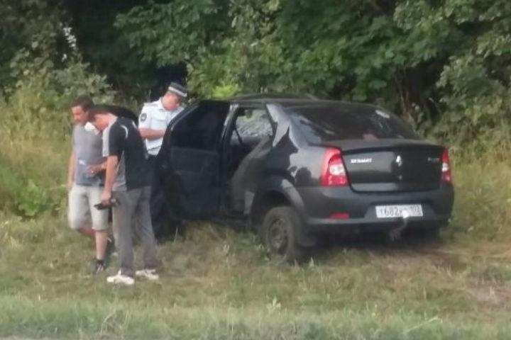 Автобус сдетьми попал вДТП натрассе Уфа— Оренбург