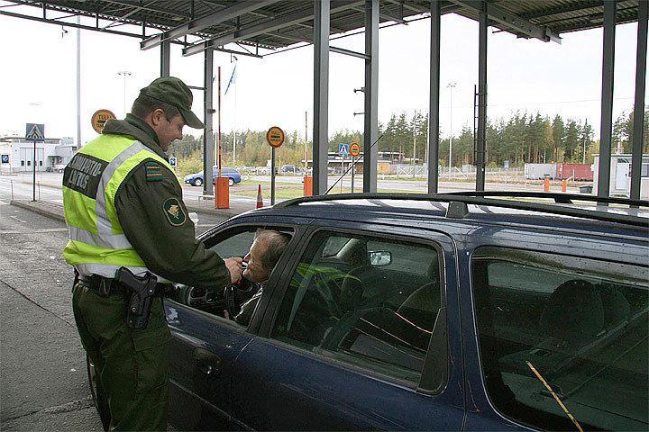 Погранпункты награнице Финляндии иЛенобласти могут закрыть наночь