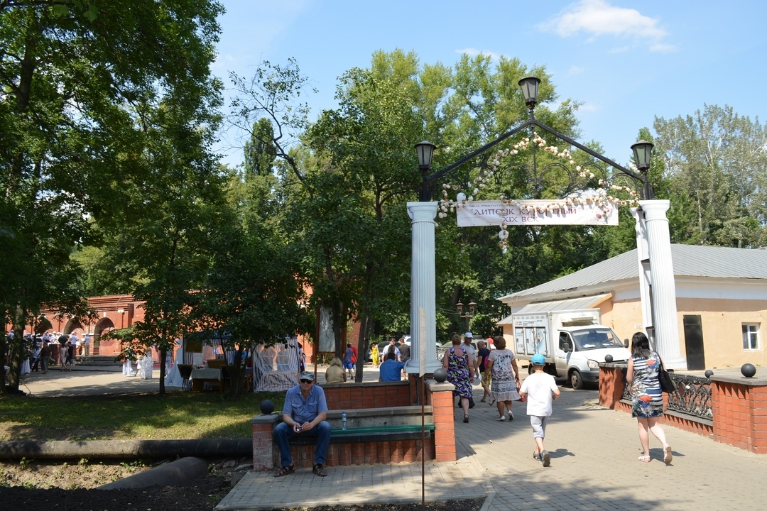 Курортный фестиваль «Липецкие воды» возродит атмосферу XIX века вНижнем парке