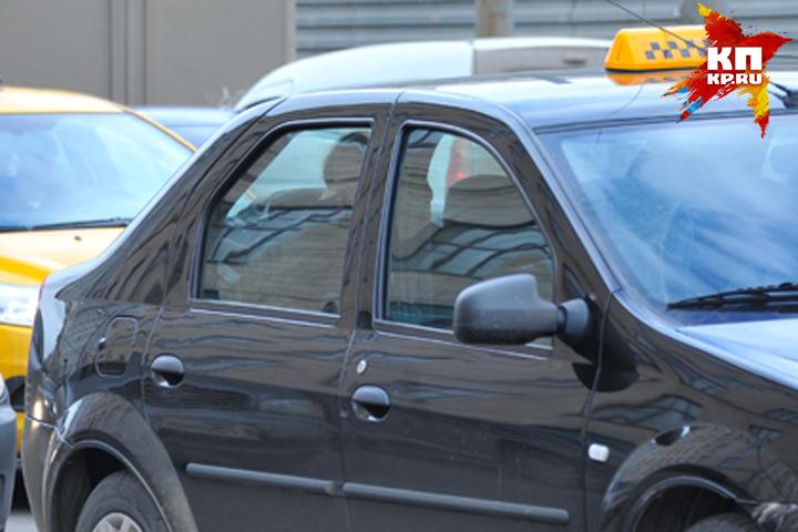 Брянские таксисты смогут ездить только нажёлтых ибелых машинах