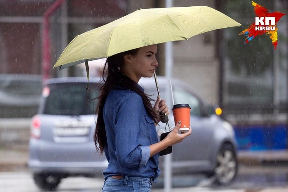 Погода г красноярске на неделю