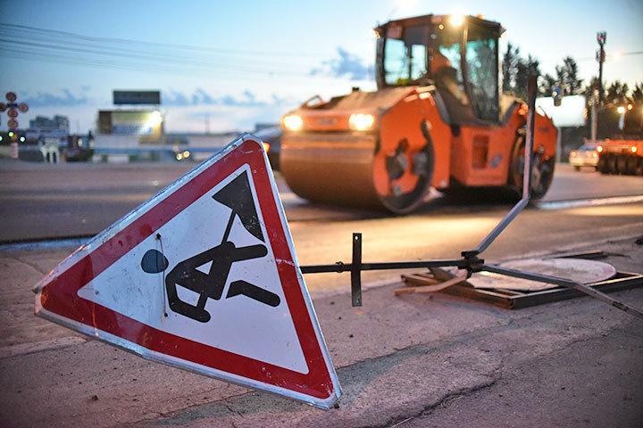 Навнутреннем кольце КАД намосту через Оккервиль начинается ремонт