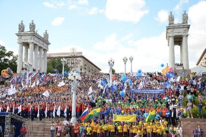 IIежегодный парад студенчества пройдет вВолгограде 10сентября
