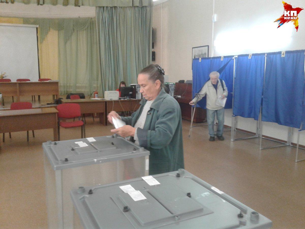 Выборы депутатов Государственной думы стартовали вИркутской области