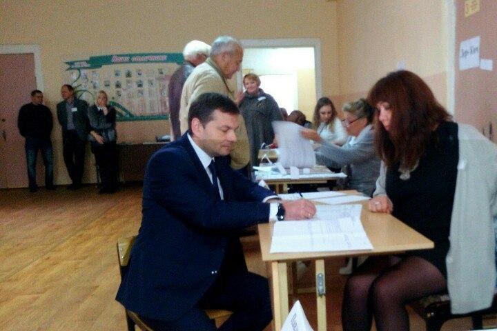 Явка избирателей вТамбовской области на10.00 составила 6,35%