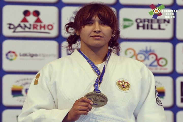 Александра Гималетдинова завоевала «бронзу» главенства Европы