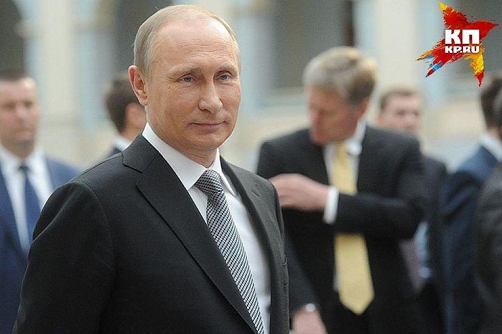 Путин подразнил рабочего фирмы «Калашников»: «Четытакой серьезный?»