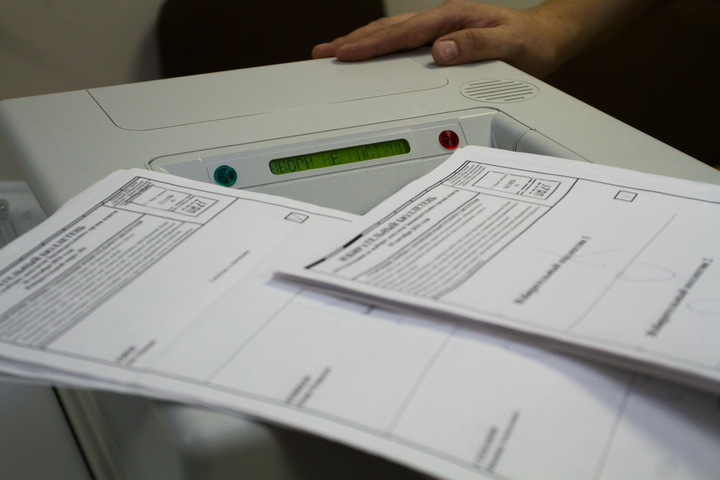 ВРязани 2% избирателей испортили бюллетени