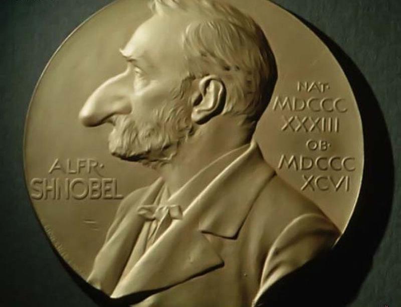 Шнобелевскую премию получили человек-козел икомпания Фольксваген