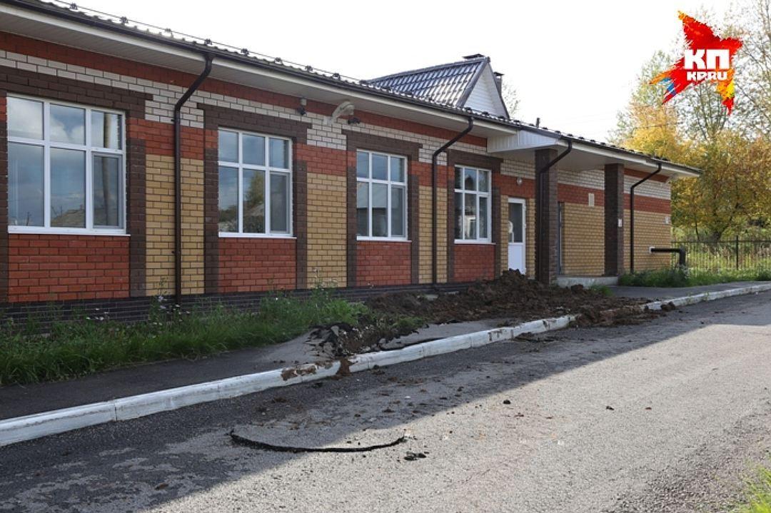 Дело ореконструкции опасного садика вдеревне Горшки направлено всуд