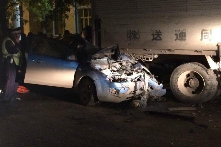 Вночной трагедии вУфе погибли два человека