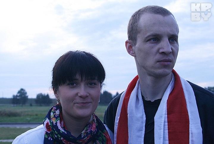 ВМинске схвачен Дмитрий Дашкевич