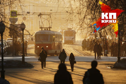 Остановят движение трамваев вечером а возобновят утром