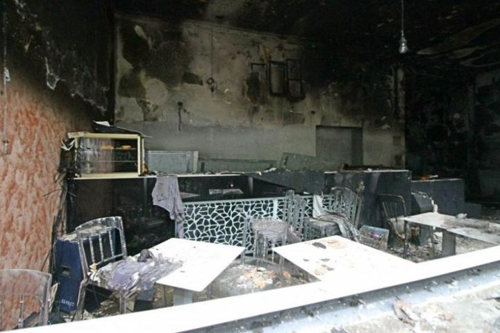 При взрыве вцентре Милана пострадали десять человек