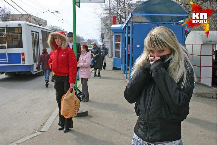 Нанеделе вКузбассе предполагается похолодание до-13°С