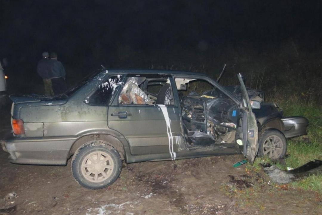 Под Владимиром вДТП с фургоном умер шофёр легковушки