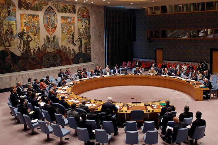 То, что Вашингтон в СБ ООН заблокировал обсуждение теракта в российском посольстве — это не просто стремление закрыть конкретно эту тему, а это понимание того, что они сами повинны в этом хаосе, которым уже не в силах управлять