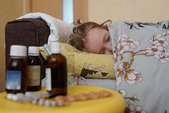 Некоторые болезни дети переносят легче чем взрослые