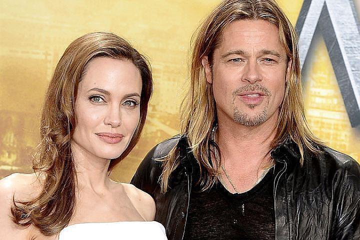 Анджелина Джоли втягивает Энистон в конфликт с Брэдом Питом