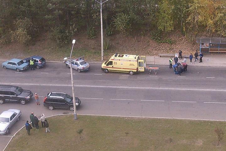 ВКрасноярском крае нетрезвый шофёр сбил 11-летнего ребенка ипопытался исчезнуть