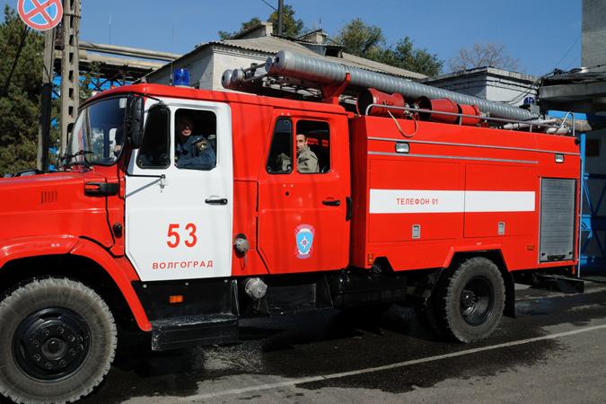Насевере Волгоградской области ввагончике живьем сгорел мужчина