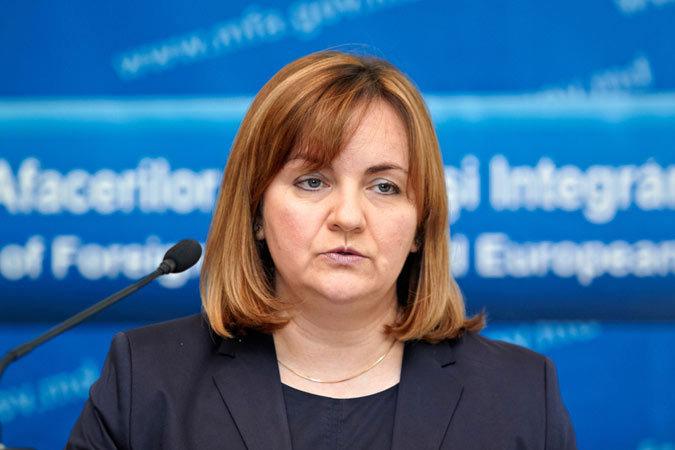 Наталья Герман была кандидатом на пост генсека ООН от Молдовы