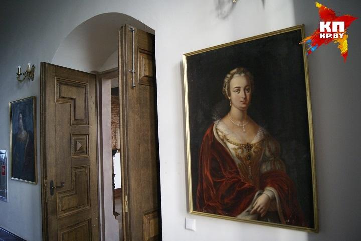 Портрет Франциски Урсулы Радзивилл