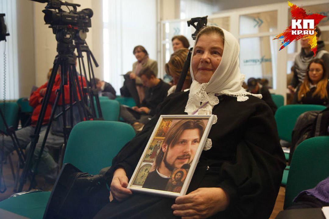 Матушка Зинаида не расставалась с портретом сына