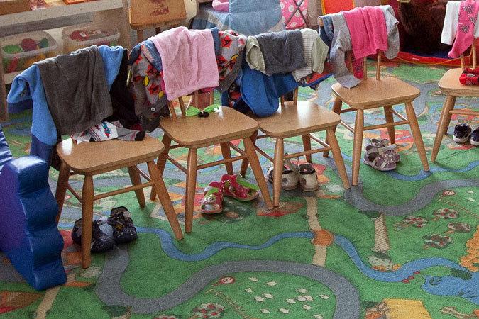 Детский сад для взрослых, которые скучают по детству