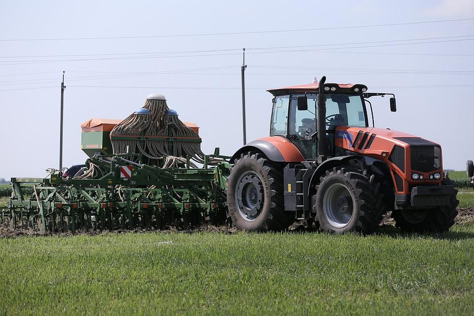 инструкция по эксплуатации трактора террион 7360