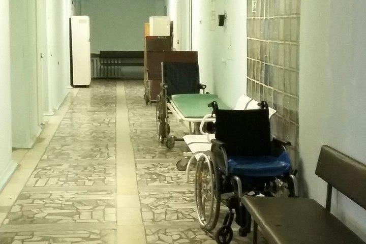 ВПрикамье впожаре в клинике пострадали пациенты Сегодня в08:01