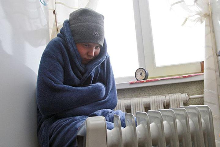 В среду должно быть тепло уже во всех столичных квартирах