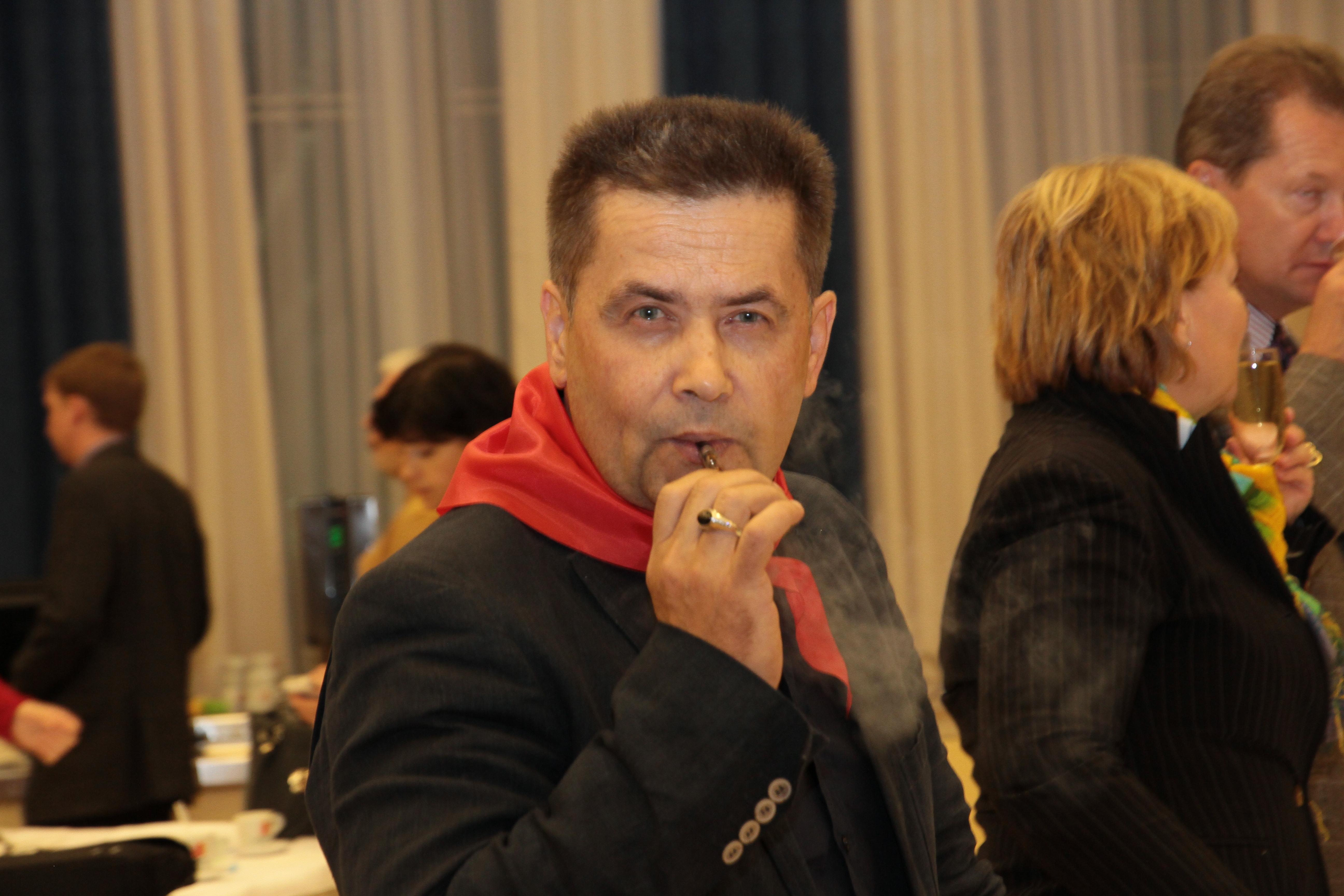 Солист группы «Любэ» Николай Расторгуев