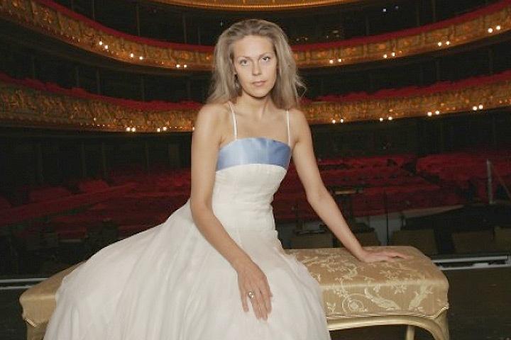 Латвийская оперная дива Кристине Ополайс. Фото: с сайта Focus.lv