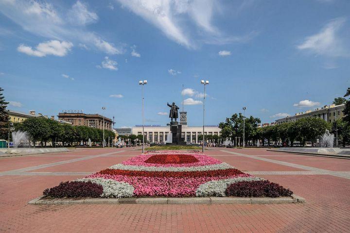 Фото: Википедия. Здесь начинается Калининский оайон