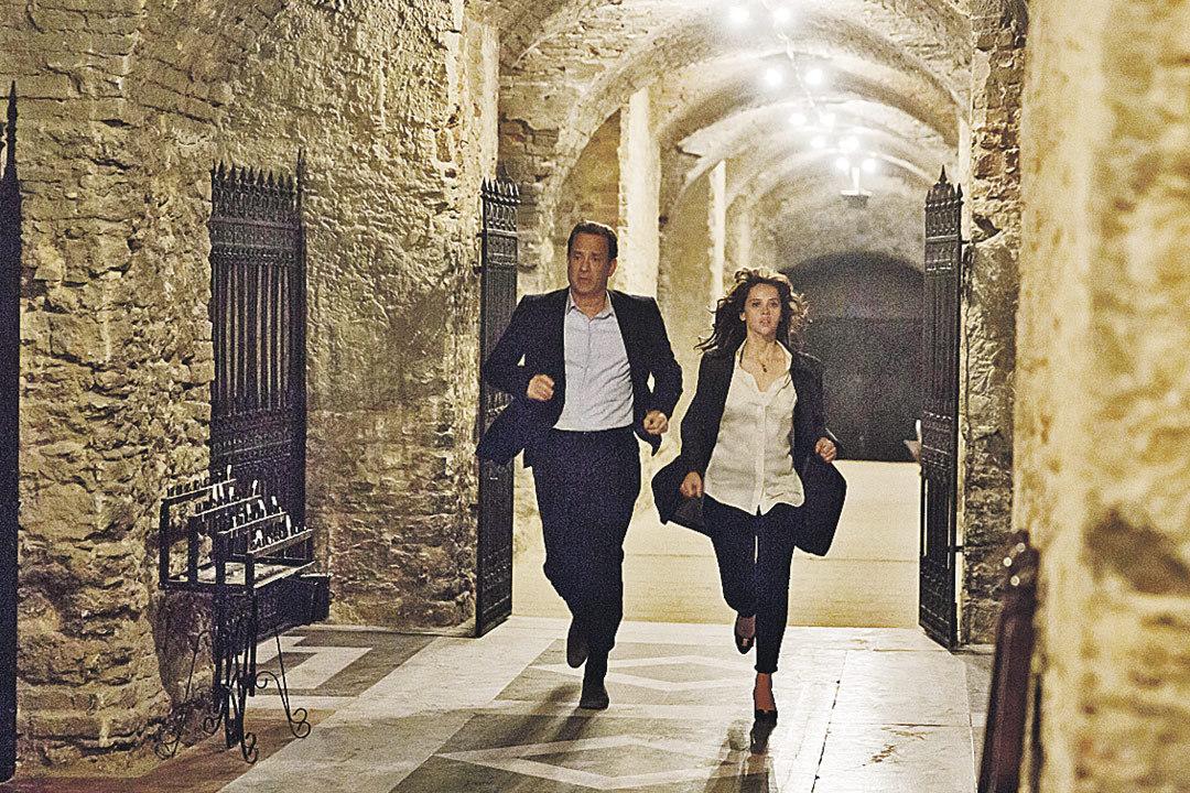 Герои Тома Хэнкса и Фелисити Джонс пройдут собственные круги ада, которые им уготовил не великий Данте, а изворотливый Дэн Браун.