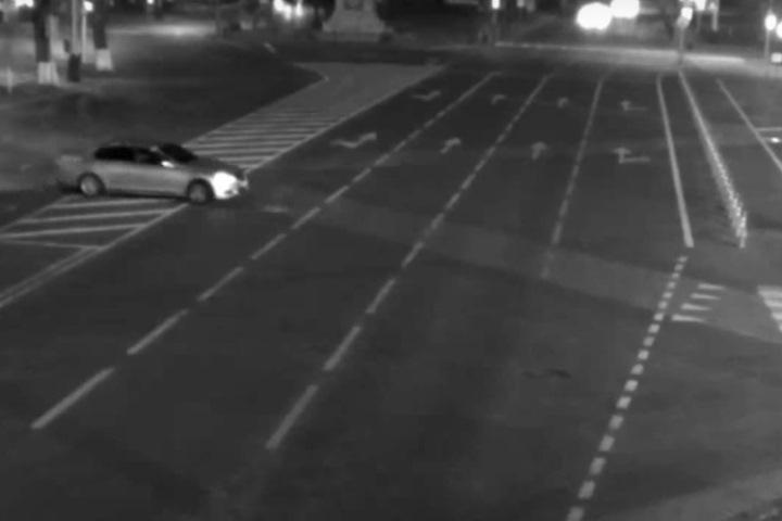 ВКраснодаре схвачен шофёр, устроивший опасный дрифт