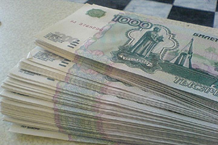 Вкурском банке мужчине поошибке вместо 84 выдали 840 тыс. руб.