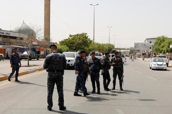 Это не первый подобный взрыв в Багдаде за последние дни