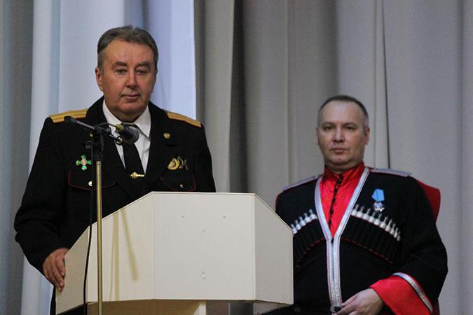 Анапского кошевого атамана Нестеренко задержали после обысков
