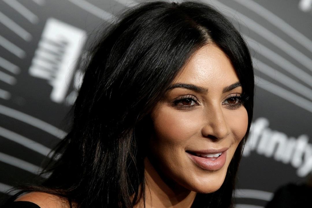 Модель и телеведущая Ким Кардашьян