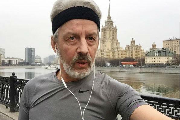 Образ богатого и успешного мужчины был создан. А сам Boris Bork - всего лишь пенсионер из Химок. Фото из Инстаграма Boris Bork
