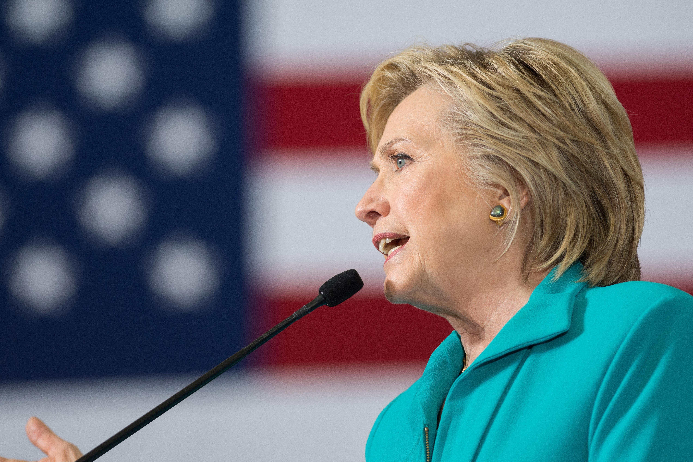 Клинтон считает погром штаба соперников недопустимым Фото: Алексей Дружинин/ТАСС