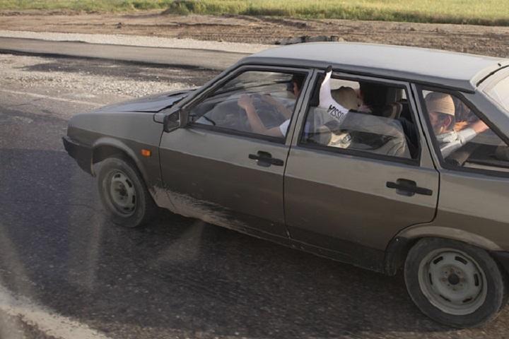 Работник  СТО вБуденновске угнал автомобиль клиента