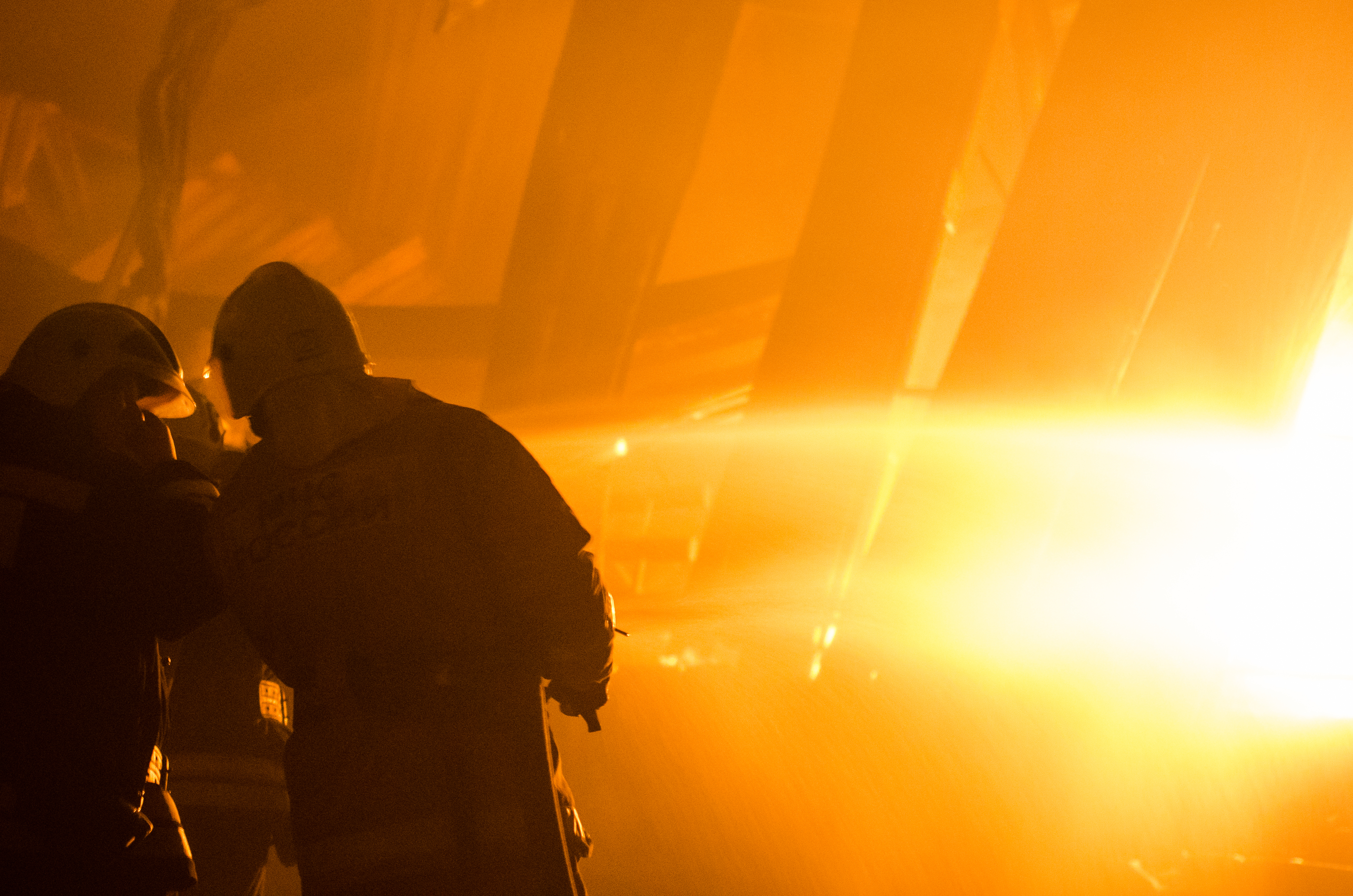 На ликвидацию пожара понадобилось больше часа.