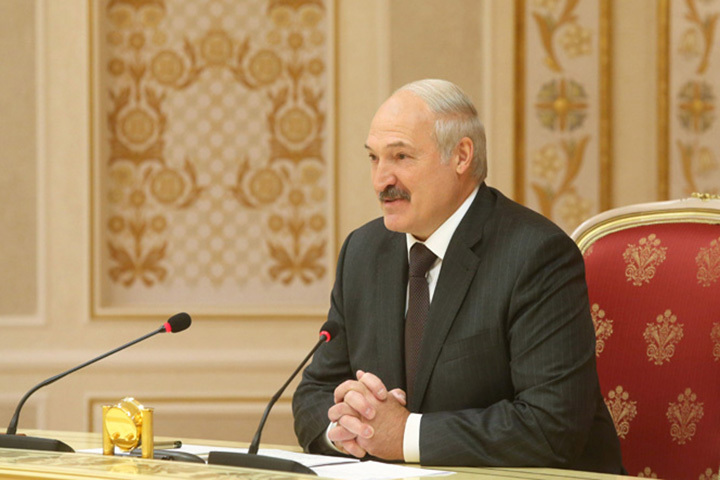 Лукашенко надеется на сотрудничество с Татарстаном в сфере нефтедобычи. Фото: president.gov.by.
