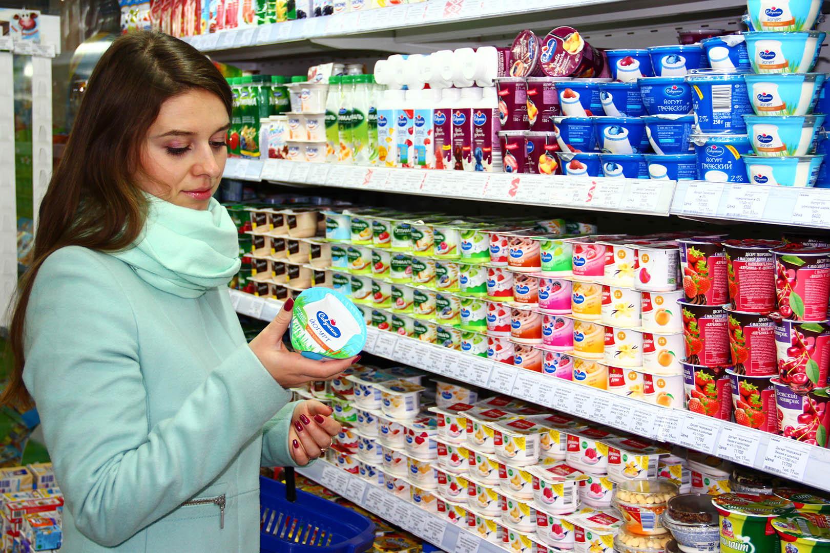Как выбрать натуральные молочные продукты?