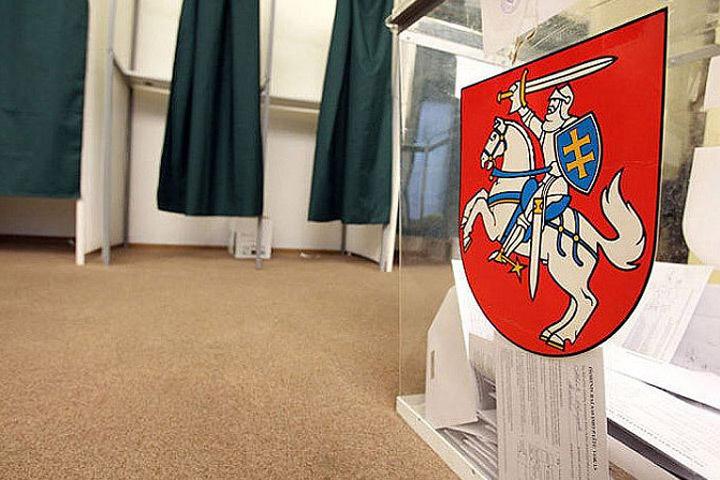 В Литве начинается досрочное голосование во втором туре парламентских выборов, намеченных на 23 октября. Фото: с сайта 15min.lt