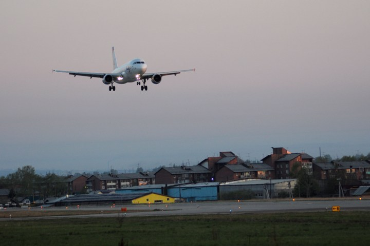 Борт «Аэрофлота» Якутск— Москва совершил экстренную посадку ваэропорту Иркутска